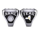 BCANY - Hall of Fame Ring