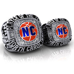 NCBCA - Player of the Year Ring