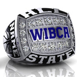 WIBCA - All State Ring