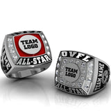 OVFL All-Star Ring with Custom Logo