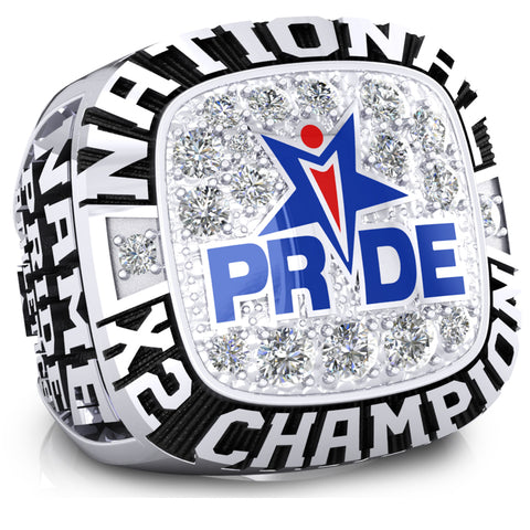 Pride Athletics Ring - Design 1.5