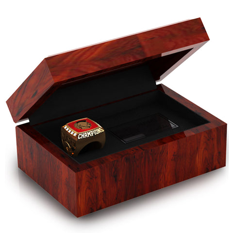 Red Raiders Ring Box