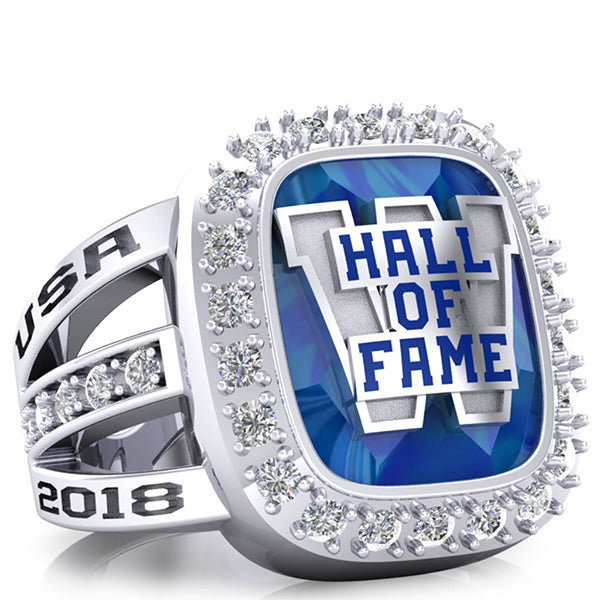 USA Cheer Hall of Fame Ring - Design 1.4