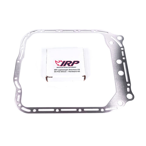 IRP Lightweight Stainless FD Oil Pan Brace