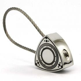 Steel Cable RX-8 Key Chain