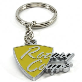 Rotary Coupe Keychain