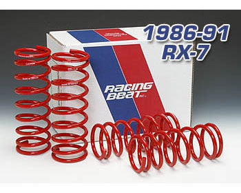 racing Beat Spring Set 86-91 RX-7 Coupe, 14081