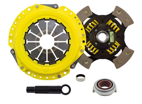 ACT CLUTCH KIT: MAZDA RX7 NON TURBO 83-91 (ACT-ZX2-HDG4-KIT)