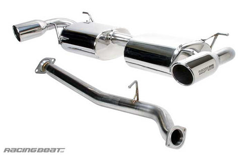 Racing Beat REV8 Exhaust System 04-08 RX-8, 16397