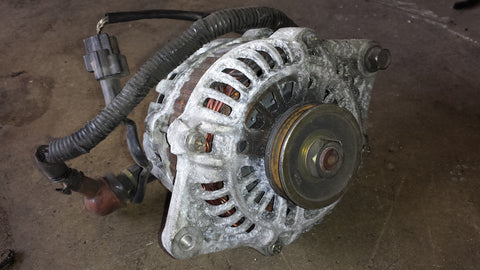 1989-1991 S5 N370 13BT Used Japanese Alternator
