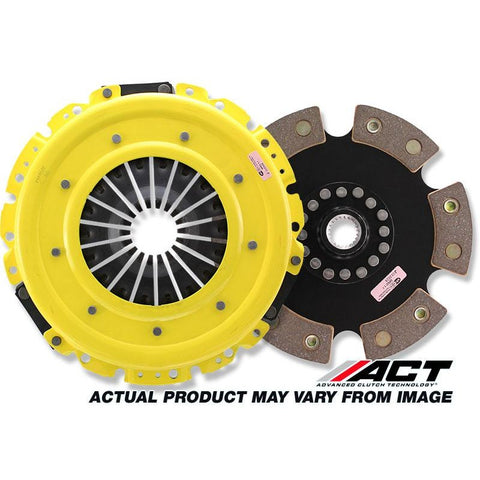 ACT CLUTCH KIT: MAZDA RX7 TURBO 87-91 (ACT-Z65-XTR6-KIT)