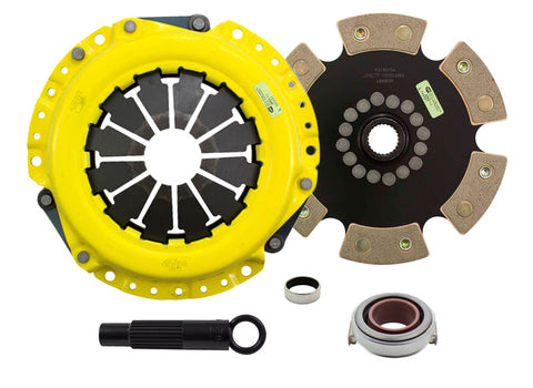 ACT CLUTCH KIT: MAZDA RX7 TURBO 87-91 (ACT-Z65-HDR6-KIT)