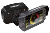 Haltech iC-7 Mounting Bracket with Integrated Visor, HT-060071