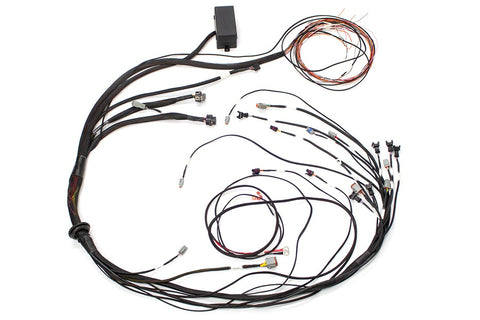 Elite 1000 Mazda 13B S4/5 CAS with Flying Lead Ignition Terminated Harness, HT-140875