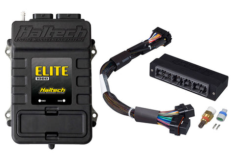 Elite 1000 + Mazda RX7 FD3S-S7&8 Plug 'n' Play Adaptor Harness Kit, HT-150829