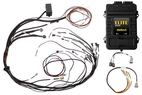 Elite 1000 + Mazda 13B S6-8 CAS with Flying Lead Ignition Terminated Harness Kit, HT-150879