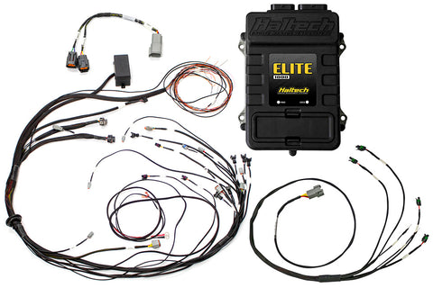 Elite 1000 + Mazda 13B S6-8 CAS with IGN-1A Ignition Terminated Harness Kit, HT-150882