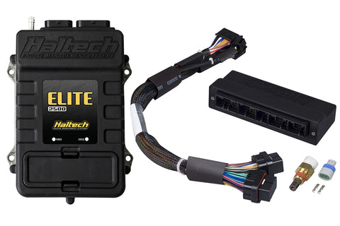 Elite 2500 + Mazda RX7 FD3S-S7&8 Plug 'n' Play Adaptor Harness Kit, HT-151329