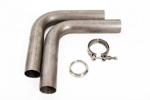 38MM OR 44MM External Wastegate DIY Dumptube Kit