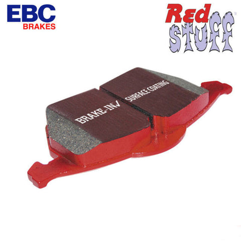 EBC Red Stuff Ceramic Pad Mazda RX7 86-95 (Rear)