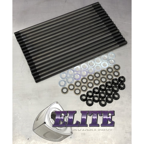 Elite Rotary Shop Deluxe 12A/13B Engine Stud Kit Stage 1