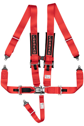 "Corbeau 5-Point 3"" Latch and Link Harness Belts"