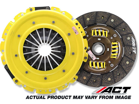 ACT Clutch Kit Mazda RX7 93-96 (ACT-ZX6-HDSS-KIT)