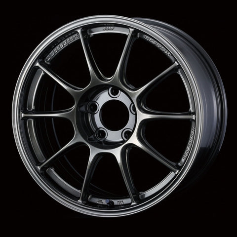 WedsSport TC105X Wheel - 17x9.0 / 5x114 / Offset +25 (Face: MR)