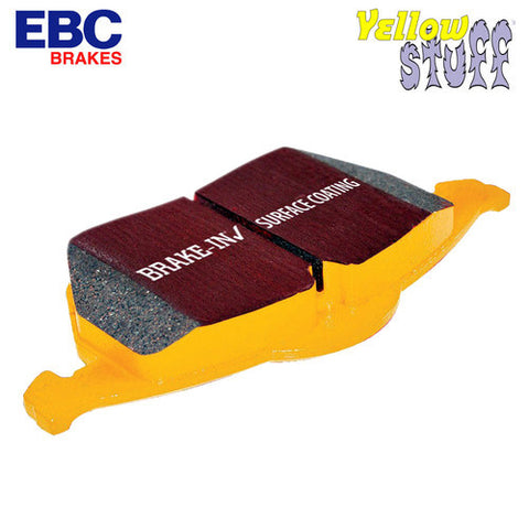 EBC Yellow Stuff Brake Pad Mazda RX7 86-95 (Rear)