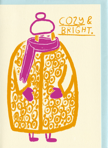People I've Loved Cozy + Bright Card