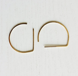 Hyworks Paper Clip Earrings No. 4