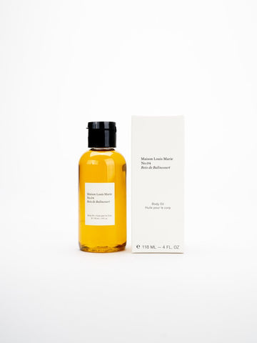 Maison Louis Marie No. 04 Body Oil