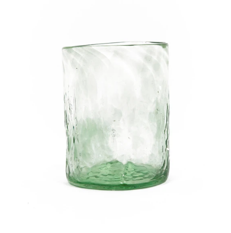 Bristol Green Medium Glass by Studio Xaquixe