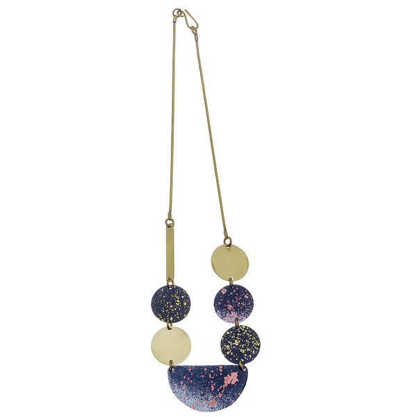 Sibilia Color Composition Cosmos Necklace Small