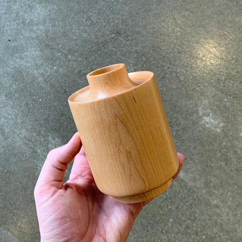 Hanna Dausch Maple Vase No. 9