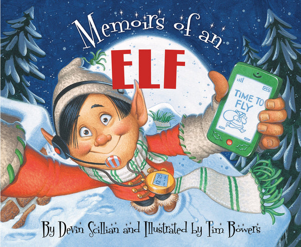 Memoirs of an Elf Devin Scillian
