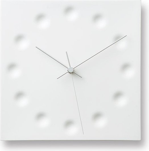 Drops Draw The Existence Wall clock