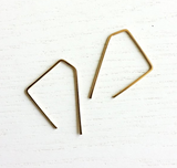 Hyworks Paper Clip Earrings No. 5