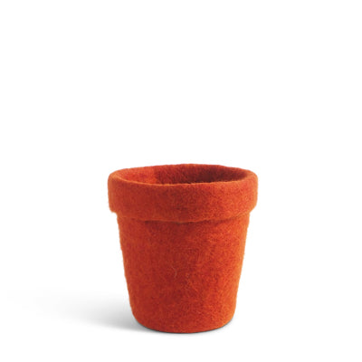 Aveva Flower pot 20, Medium : Rust