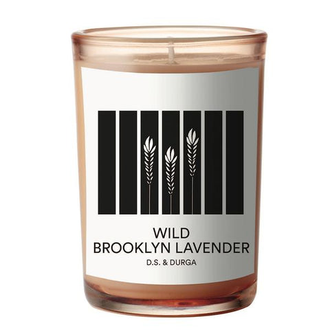 DS & Durga Wild Brooklyn Lavender 7 oz Candle