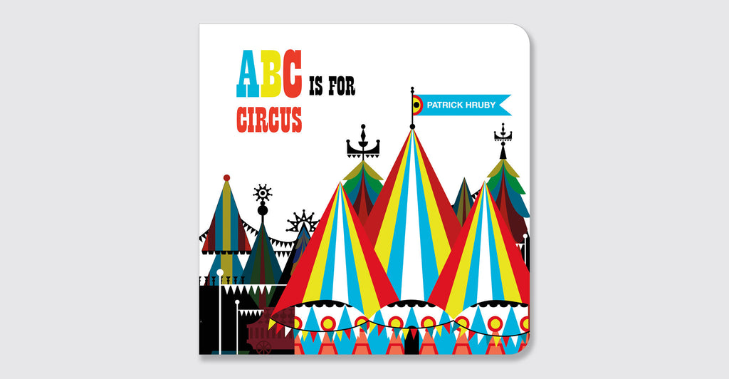 ABC is for Circus Book