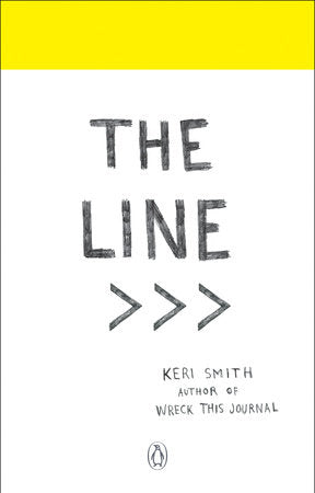 The Line Journal by Keri Smith