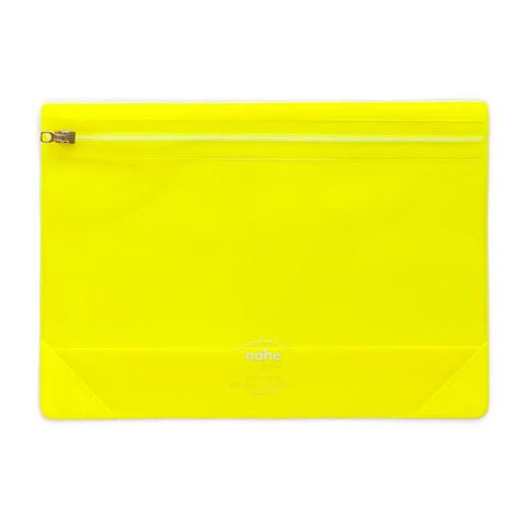 Hightide Gusset Pouch Large, Yellow