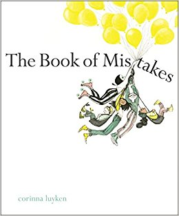 The Book of Mistakes by Corinna Lukyen