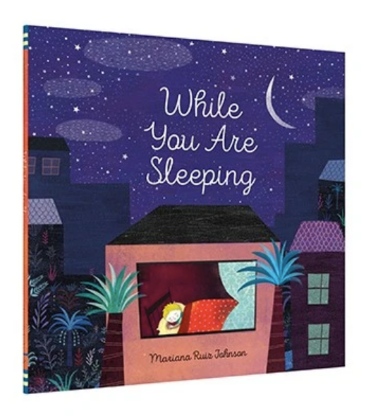 While You Are Sleeping Mariana Ruiz Johnson