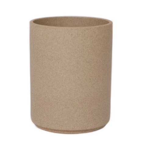 Hasami Porcelain Tumbler/Container, Natural
