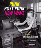 Punk Post Punk New Wave, Book, Abrams