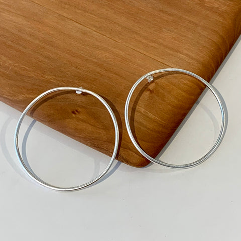 Kate Bordine Big Hoop Earrings SS