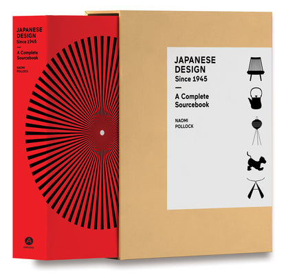 Japanese Design Since 1945: A Complete Sourcebook, Naomi Pollock