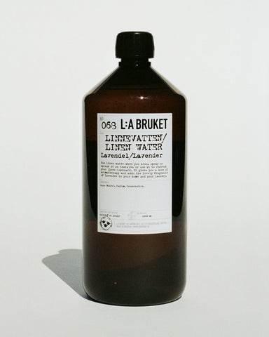 L:A Bruket Linen Water Lavender Room Spray